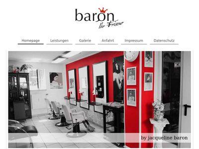 Baron Ihr Friseur