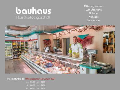 Christoph Bauhaus Fleischerfachgeschäft