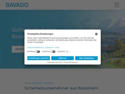Bavaria Sicherheit Regional Süd-Ost GmbH