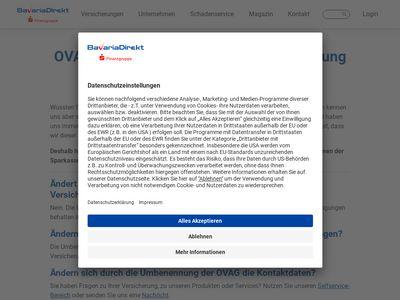 OVAG - Ostdeutsche Versicherung AG