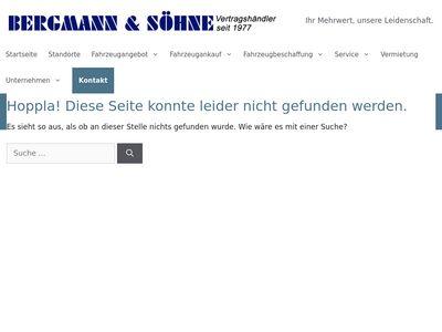 Bergmann & Söhne GmbH