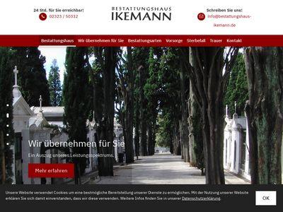 Ikemann GmbH Bestattungshaus