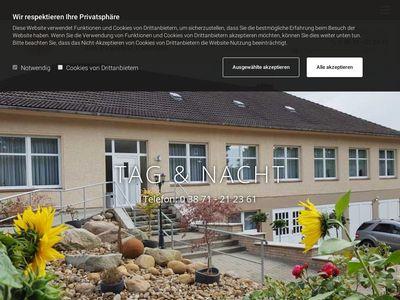 """""""Haus der Bestattung"""" am Friedhof"""