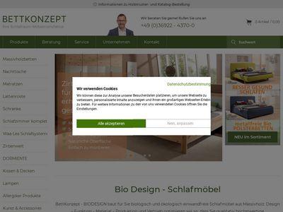 Bettkonzept - Waa.Lea GmbH