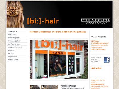 Bi hair