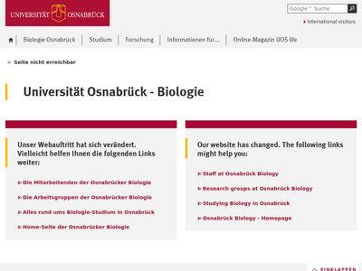 Fachschaft Bio Osnabrück