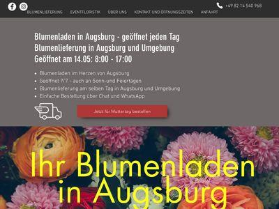 Blumen-Augsburg