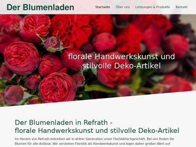 Der Blumenladen Inh. Georg Ludemann