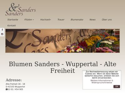 Sanders & Sanders Blumenhandel GmbH