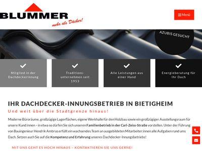 Oskar Blummer GmbH & Co. KG