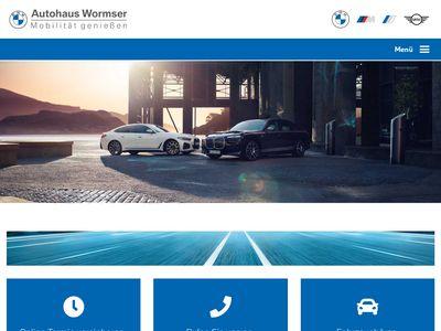 BMW Autohaus Wormser GmbH Erlangen