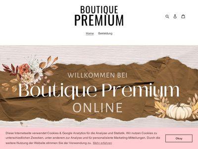 Boutique Premium Solingen