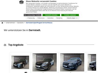 Autohaus Brass Darmstadt GmbH
