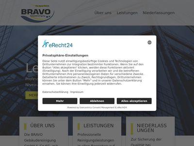 Bravo Gebäudereinigung