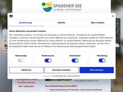 Camping- und Ferienpark Spadener See