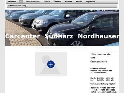 Carcenter Südharz