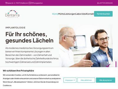 Dentarra Zahnmedizin