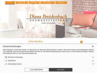 Diana Breidenbach - Raumausstattung