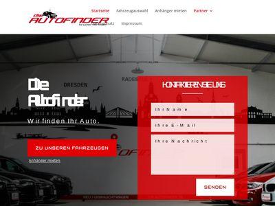Die-Autofinder Autohandel Tom Sc