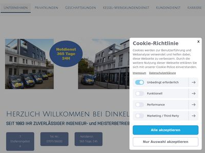 Dinkel GmbH & Co. KG Heizung und Sanitär