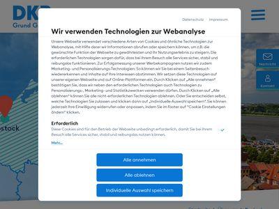 DKB Grund GmbH, Standort Rostock
