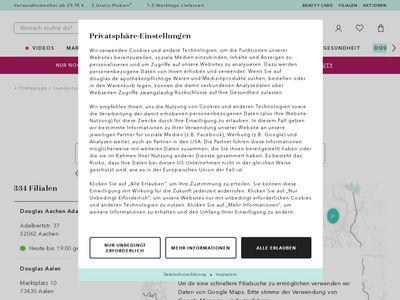 Parfümerie Douglas Düren
