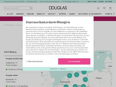 Parfümerie Douglas Bielefeld
