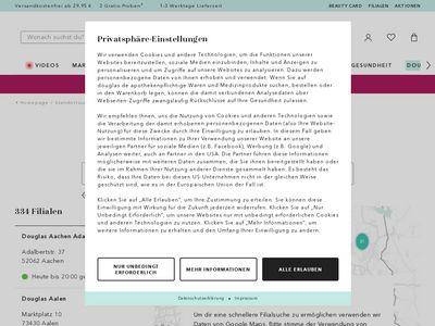 Parfümerie Douglas Bocholt