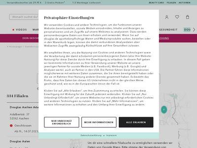 Parfümerie Douglas Berlin Steglitz