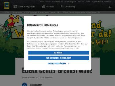 EDEKA Center Bremen Walle