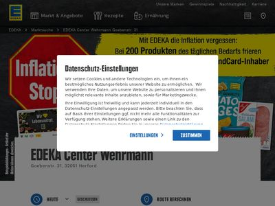 EDEKA Center Wehrmann
