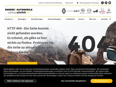 Autohaus Ehrlich Würzburg