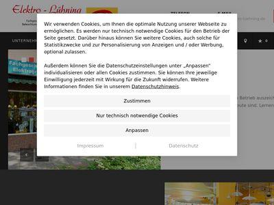 Elektro-Lühning GmbH & Co. KG
