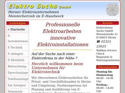 Elektro Sachs GmbH