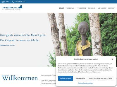Bestattungen Erken GmbH