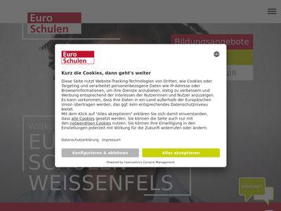 Euro-Schulen Weissenfels