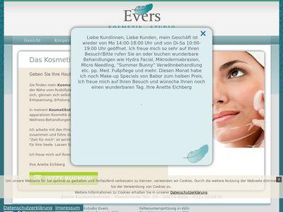 Kosmetikstudio Evers