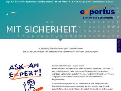 Expertus Sicherheits-Systemhaus GmbH