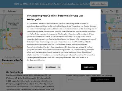 Fielmann - Ihr Optiker