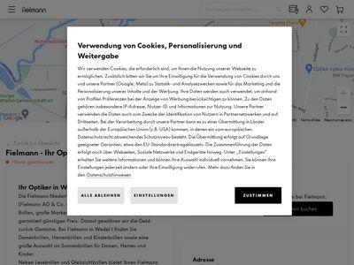 Schümann Winfried Augenoptiker