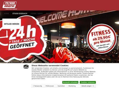 Fitness Arena Eisenach