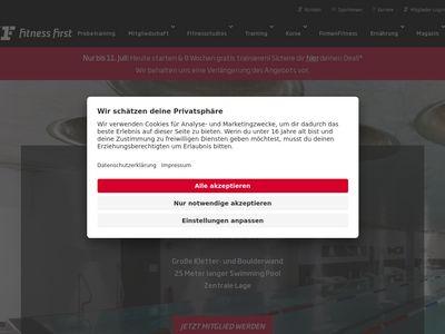 Fitness First Frankfurt - Opernplatz
