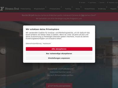Fitness First Frankfurt - Ostend