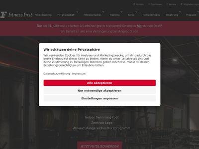 Fitness First Wiesbaden