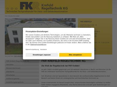 FKR KREFELD REGELTECHNIK