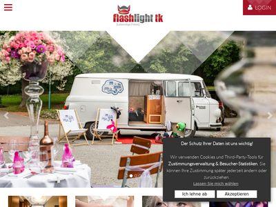 Flashlight tk Fotograf Tobias Kromke