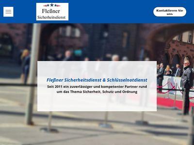 Fleßner Wach und Sicherheitsdienst aus Pfungstadt