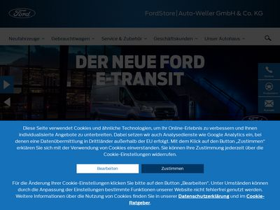 Ford - Auto-Weller Gm