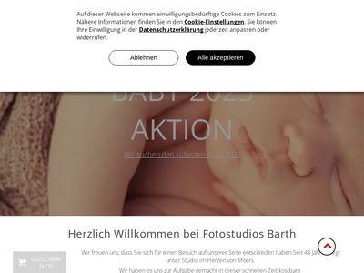 Fotostudios Barth Passfotos