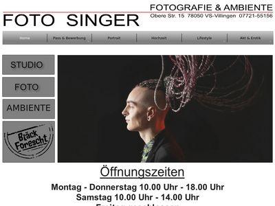 Foto-Singer